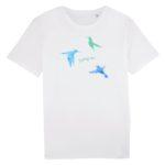 Produkt - pánské triko - bílé